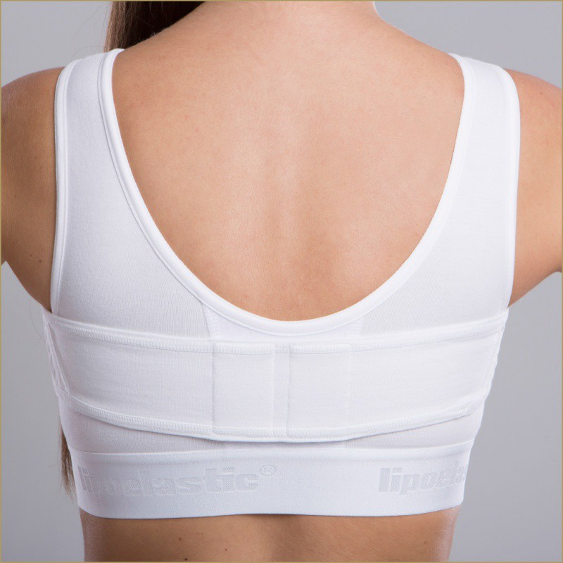 Kompressions-BH mit Brustband PS special - Lipoelastic.at