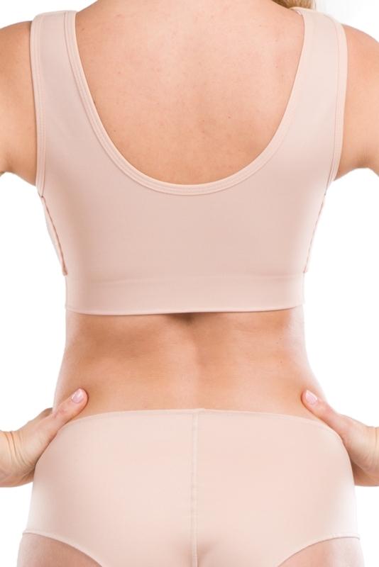 Kompressions-BH mit Brustband PS ideal - Lipoelastic.at